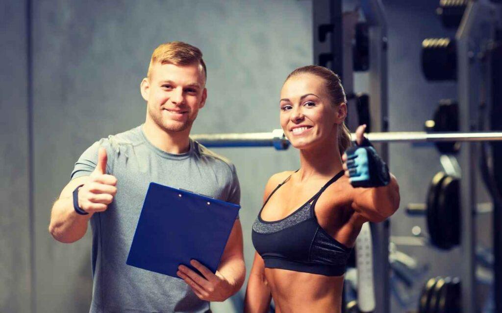personal trainer como ganar maximo
