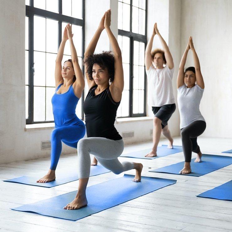 Curso Profesor de Yoga 2° Nivel