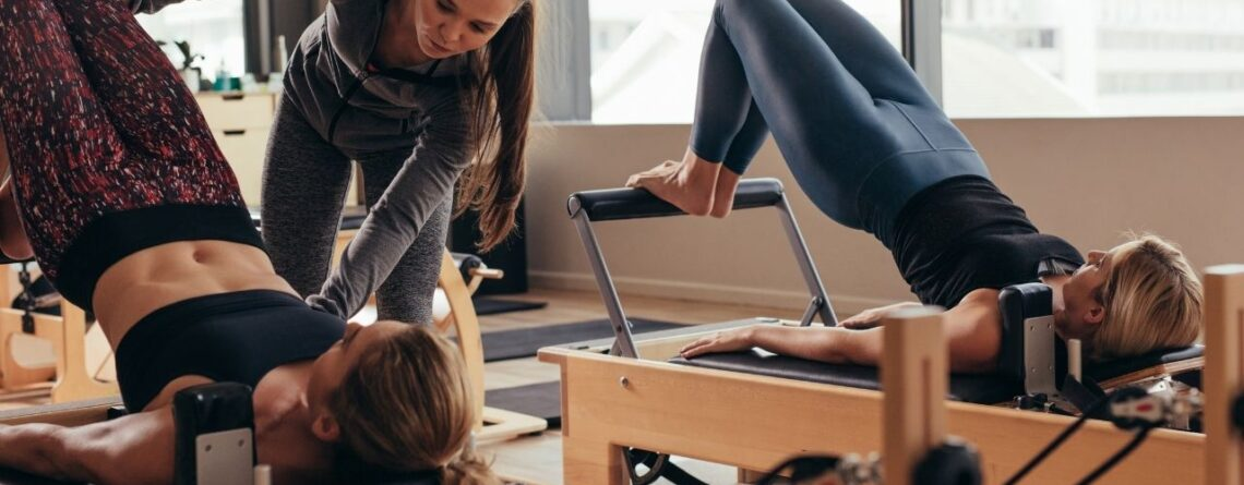 como ser monitor pilates
